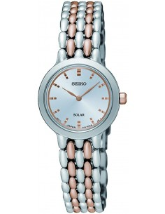 Chic Time | Montre Femme Seiko Solar SUP351P1  | Prix : 450,00€