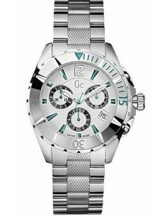 Chic Time | Montre Homme Guess Collection 41500M1 Chrono  | Prix : 359,20€