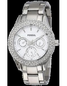 Chic Time | Montre Fossil Stella ES2860 Bracelet acier inoxydable  | Prix : 96,75€
