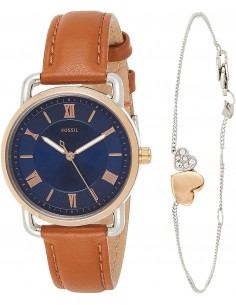 Chic Time   Fossil Copeland ES4913SET Women's watch    Buy at best price