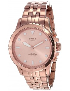 Chic Time | Montre Femme Fossil Hybrid FTW5070  | Prix : 216,75€