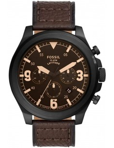 Chic Time | Montre Homme Fossil Latitude FS5751  | Prix : 127,20€