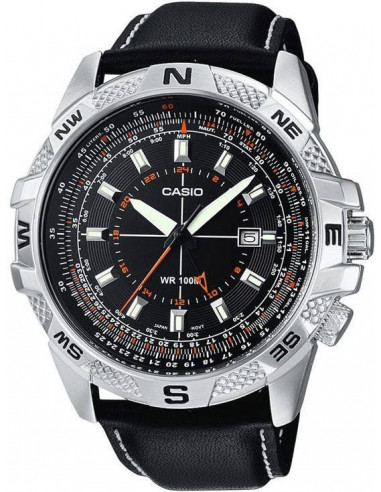 Chic Time | Montre Casio Pilote AMW-105L-1AVEF  | Prix : 74,90€