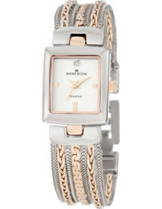 Chic Time | Montre Femme Anne Klein 10/9743SVRT  | Prix : 134,90€