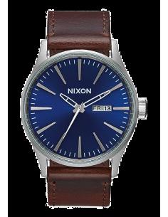 Chic Time | Montre Homme Nixon Sentry A105-1524 Marron  | Prix : 199,00€