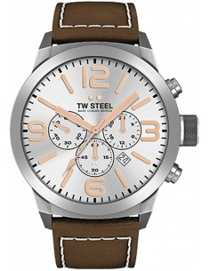 Chic Time | Montre Homme TW Steel Marc Coblen TWMC32 Chrono  | Prix : 159,00€