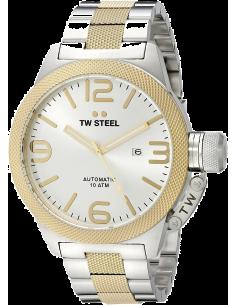 Chic Time | Montre Homme TW Steel Canteen Bracelet CB36  | Prix : 249,00€