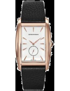 Chic Time | Montre Rectangulaire Emporio Armani Retro Classique ARS8351 Swiss Made  | Prix : 579,00€