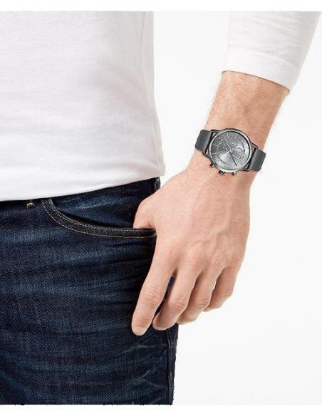 Chic Time   Montre Homme Hugo Boss Architectural 1513570 Gris    Prix : 191,95€