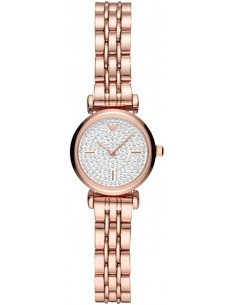 Chic Time | Montre Femme Emporio Armani Gianni T-Bar AR11266  | Prix : 369,00€
