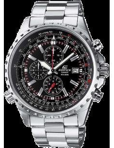 Chic Time | Montre Casio Edifice Homme EF-527D-1AVEF Bracelet acier inoxydable  | Prix : 135,15€