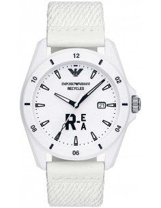 Chic Time | Montre Homme Emporio Armani Recycle AR11394  | Prix : 169,00€