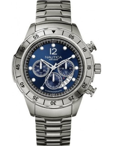 Chic Time | Montre Nautica NWS Chronograph N19531G  | Prix : 269,90€