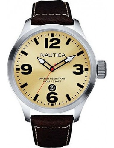 Chic Time | Montre Homme Nautica NTC-100 N12564G  | Prix : 271,00 €