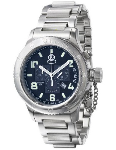 Chic Time | Montre Homme Invicta 4604 Russian Diver Collection  | Prix : 1,120.00