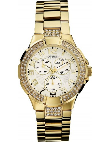 Chic Time | Montre Femme Guess Prism I16540L1 Or  | Prix : 329,00 €