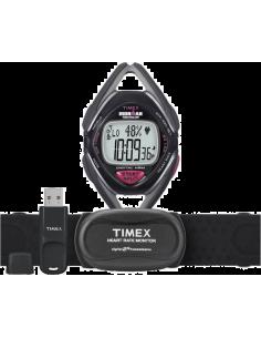 Chic Time   Timex  - Montre Timex Sport Ironman Race Trainer Cardiofréquencemètre T5K447   - Prix : 198,00 €