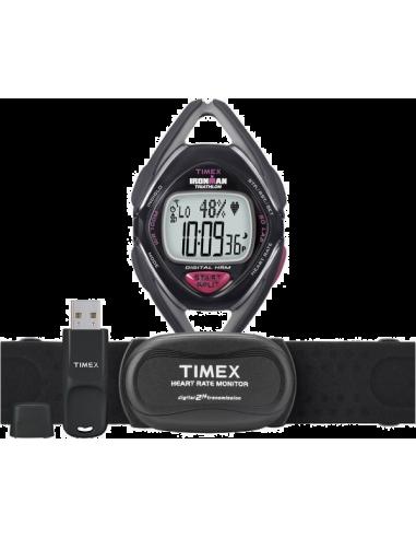 Chic Time | Montre Timex Sport Ironman Race Trainer Cardiofréquencemètre T5K447   | Prix : 198,00€