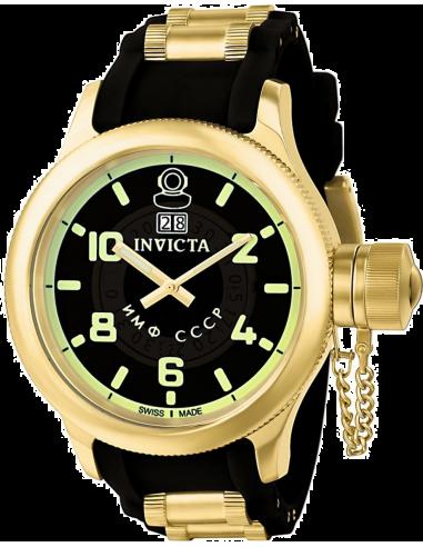 Chic Time   Montre Homme Invicta 6594 Russian Diver Collection    Prix : 463,00€