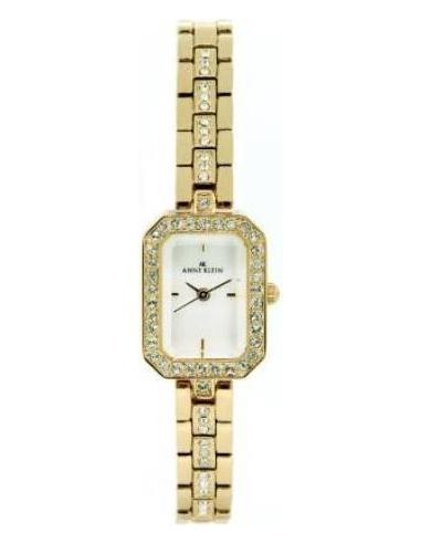 Chic Time | Montre Femme Anne Klein 109390MPGB Or et Strass  | Prix : 109,90€