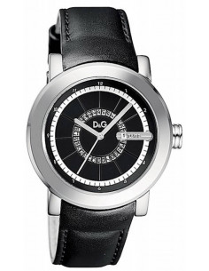 Chic Time | Montre Mixte Dolce & Gabbana D&G Central Park DW0722  | Prix : 52,47 €