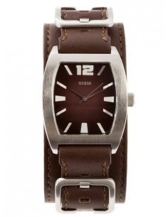 Chic Time | Montre Homme Guess U95134G1 Marron  | Prix : 53,70 €