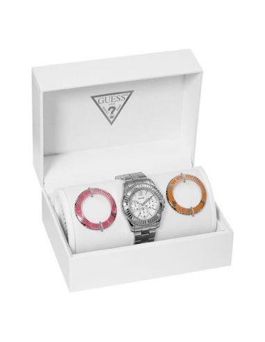 Chic Time | Coffret Montre Guess W13549L1  | Prix : 224,90€