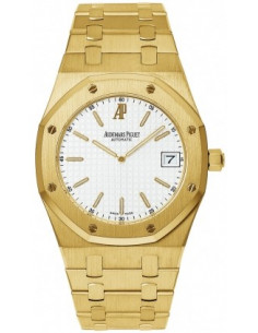 Chic Time | Montre Homme Audemars Piguet Royal Oak Automatic 15202BA.OO.0944BA.01  | Prix : 27,324.00
