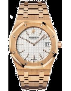 Chic Time | Montre Homme Audemars Piguet Royal Oak Automatic 15202OR.OO.0944OR.01  | Prix : 30,360.00