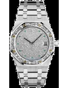 Chic Time | Montre Homme Audemars Piguet Royal Oak Automatic 14840BC.ZZ.0789BC.04  | Prix : 53,640.00