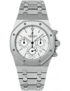 Chic Time | Montre Homme Audemars Piguet Royal Oak Chronograph 26300ST.OO.1110ST.05  | Prix : 11,958.00