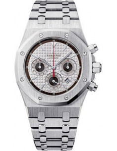 Chic Time | Montre Homme Audemars Piguet Royal Oak Chronograph 26300ST.OO.1110ST.06  | Prix : 11,958.00