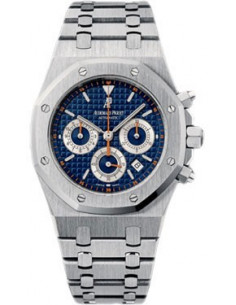 Chic Time | Montre Homme Audemars Piguet Royal Oak Chronograph 26300ST.OO.1110ST.07  | Prix : 11,958.00