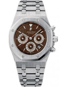 Chic Time | Montre Homme Audemars Piguet Royal Oak Chronograph 26300ST.OO.1110ST.08  | Prix : 11,958.00