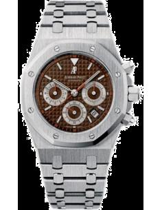Chic Time | Montre Homme Audemars Piguet Royal Oak Chronograph 26300ST.OO.1110ST.08  | Prix : 11,958.00