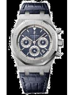 Chic Time | Montre Homme Audemars Piguet Royal Oak Chronograph 26022BC.OO.D028CR.01  | Prix : 22,416.00