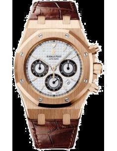 Chic Time | Montre Homme Audemars Piguet Royal Oak Chronograph 26022OR.OO.D098CR.01  | Prix : 22,602.00