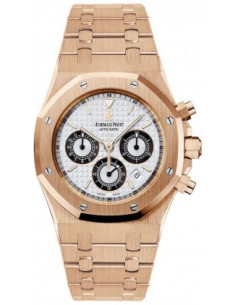Chic Time | Montre Homme Audemars Piguet Royal Oak Chronograph 25960OR.OO.1185OR.02  | Prix : 29,214.00
