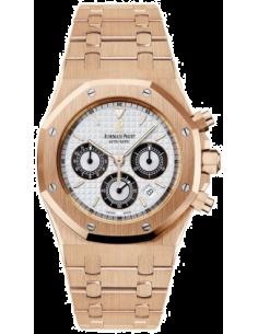 Chic Time | Montre Homme Audemars Piguet Royal Oak Chronograph 25960OR.OO.1185OR.02  | Prix : 29,214.00