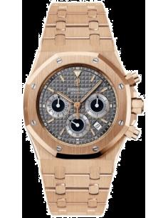 Chic Time | Montre Homme Audemars Piguet Royal Oak Chronograph 25960OR.OO.1185OR.03  | Prix : 29,214.00