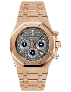 Chic Time | Montre Homme Audemars Piguet Royal Oak Chronograph 25960OR.OO.1185OR.03  | Buy at best price