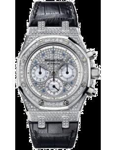 Chic Time | Montre Homme Audemars Piguet Royal Oak Chronograph 26068BC.ZZ.D002CR.01  | Prix : 54,018.00