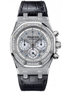 Chic Time | Montre Homme Audemars Piguet Royal Oak Chronograph 26068BC.ZZ.D002CR.01  | Prix : 54,018.00