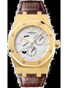 Chic Time | Montre Homme Audemars Piguet Royal Oak Dual Time 26120BA.OO.D088CR.01  | Prix : 18,984.00