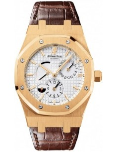 Chic Time | Montre Homme Audemars Piguet Royal Oak Dual Time 26120OR.OO.D088CR.01  | Buy at best price