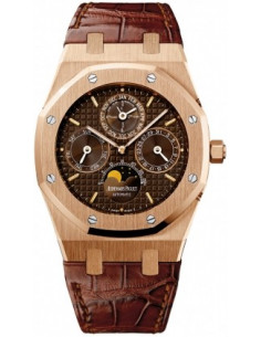 Chic Time | Montre Homme Audemars Piguet Royal Oak Perpetual Calendar 26252OR.OO.D092CR.01  | Prix : 37,632.00