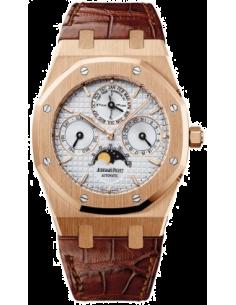 Chic Time   Montre Homme Audemars Piguet Royal Oak Perpetual Calendar 26252OR.OO.D092CR.02    Prix : 45,318.00