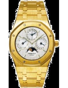 Chic Time | Montre Homme Audemars Piguet Royal Oak Perpetual Calendar 25820BA.OO.0944BA.02  | Prix : 47,460.00