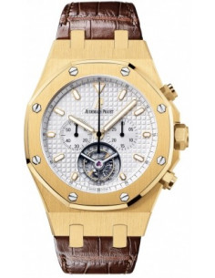 Chic Time | Montre Homme Audemars Piguet Royal Oak Tourbillon Chronograph 25977BA.OO.D088CR.01  | Prix : 140,490.00