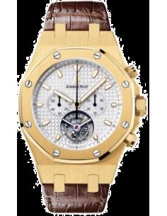 Chic Time | Montre Homme Audemars Piguet Royal Oak Tourbillon Chronograph 25977BA.OO.D088CR.01  | Buy at best price